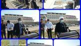 مراسم کلنگ زنی بخش فوق تخصصی قلب بیمارستان شهید نورانی تالش برگزار شد.